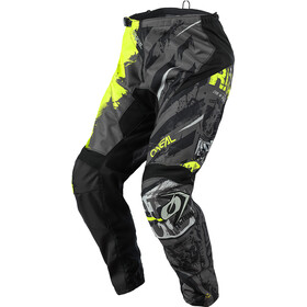 O'Neal Element Hose Herren ride-black/neon yellow